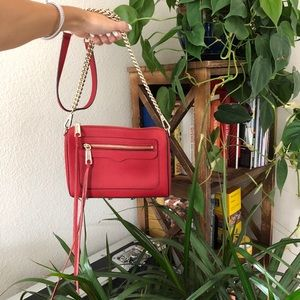 Rebecca Minkoff Avery Crossbody - Chili Pepper
